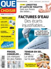 Magazine que choisir mensuel ufc que choisir for Lave linge que choisir