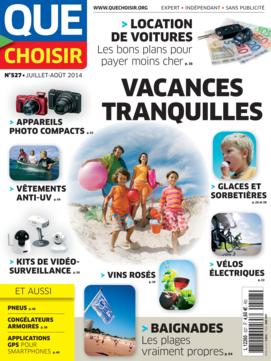 Que Choisir Mensuel  N° 527 - juillet-août 2014